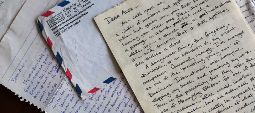 LEAKED: Barack Obama's LOVE LETTERS to His Ex-Girlfriend