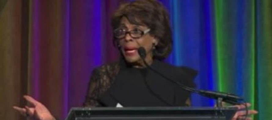 Maxine Waters Threatens To 'Take Out' Trump To Wildly Cheering Audience [VIDEO]