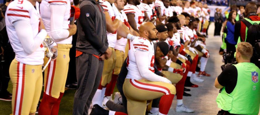 NFL FLAKES! Makes New Ruling On National Anthem Protests – Talking 'Alternative' Solutions