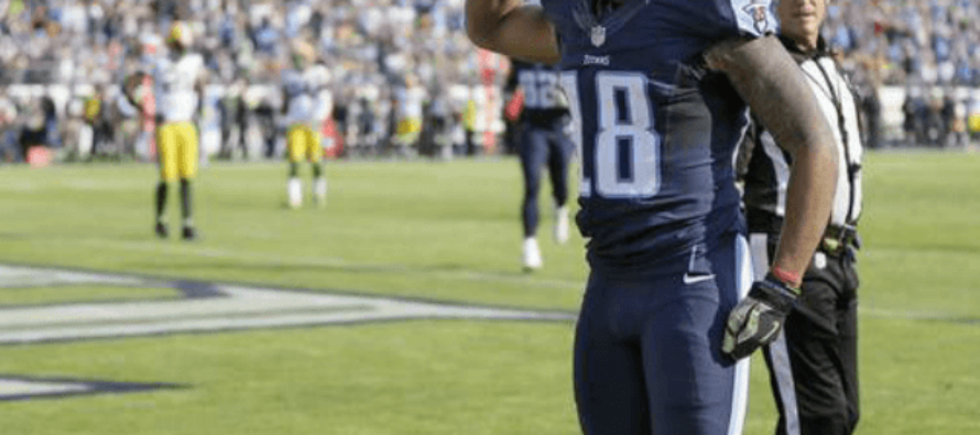 Titans' Rishard Matthews: I'll Leave Football If They Make Me Stand For Anthem