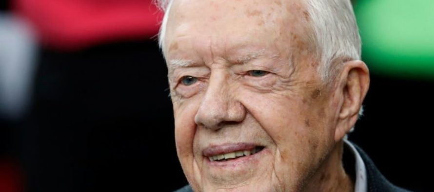 Jimmy Carter Speaks Out On Trump – 'Media Have Been Harder on Trump' More than Other Presidents