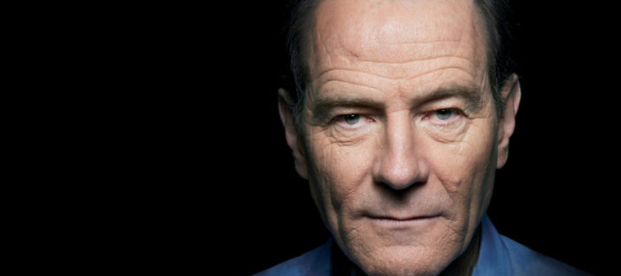 """Breaking Bad Celeb Bryan Cranston: If you want Trump to fail, """"f— you."""""""