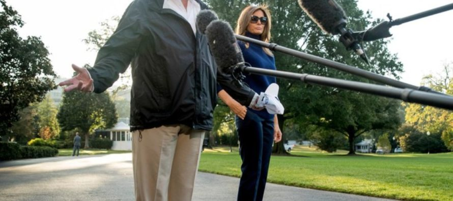 Melania Trump Just Showed Critics How Much Their Opinion Matters To Her – I APPLAUD HER!