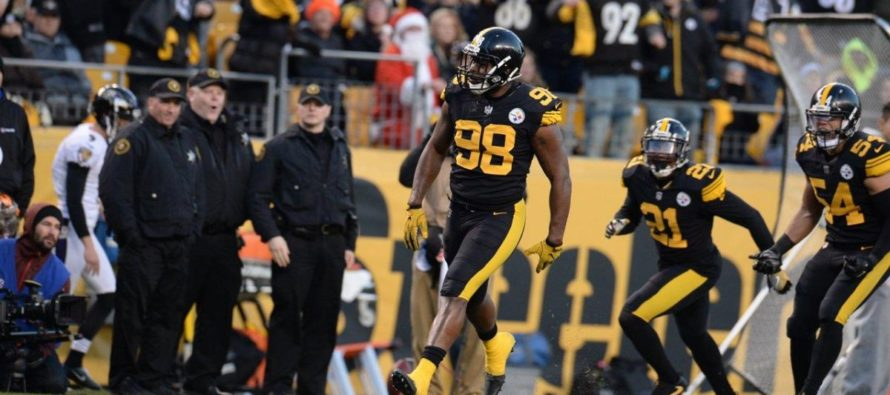 Steelers' Linebacker Tells Disappointed Fans To 'GET LOST, Don't Bother Coming Back'