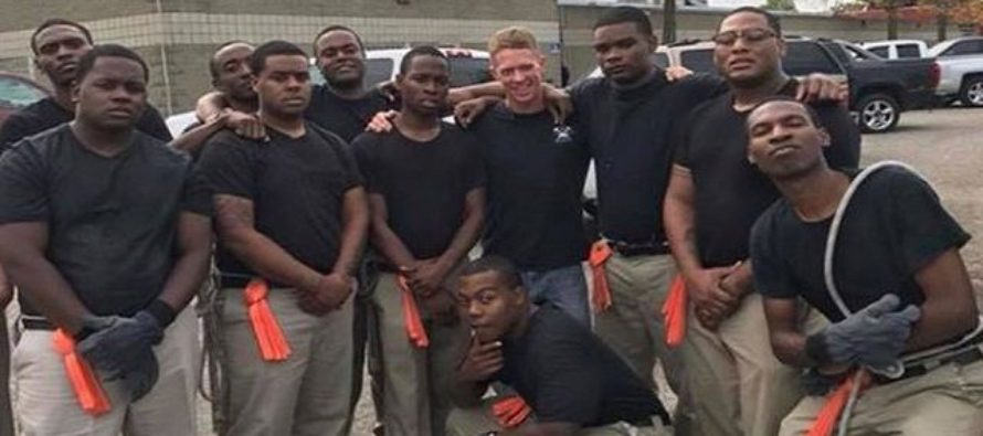 Black Firemen Support White Colleague Who Was FIRED For Bringing 'Racially Insensitive' Watermelon To Work [VIDEO]