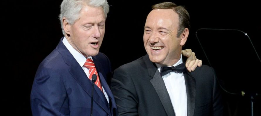 Hollywood CRUMBLING! Kevin Spacey Admits He's Gay After Accusations Of Sexual Advance Towards 14 Yr-Old