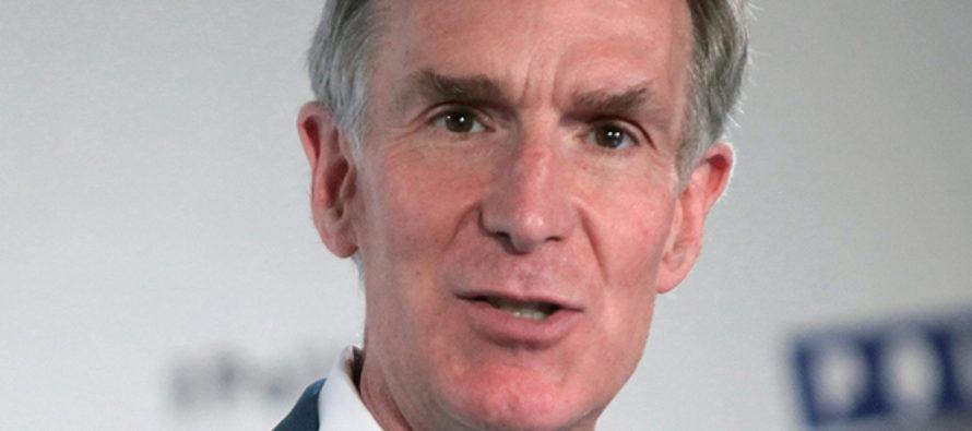 Climate Change Crusader Bill Nye Finally Admits, 'I Am a Failure' [VIDEO]