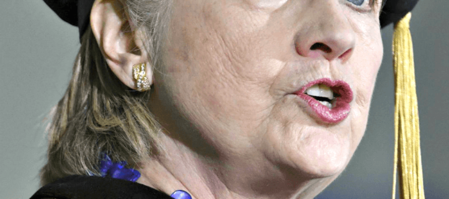 Heads Up! Hillary Clinton Might Be A Teaching Professor At A University Near You