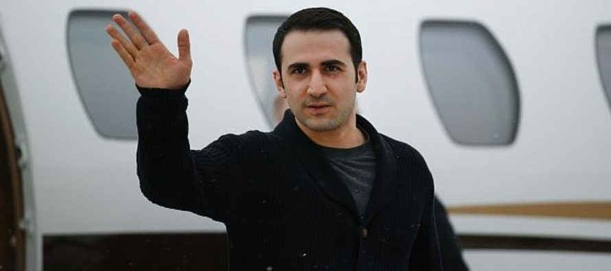 Judge Rules – Iran Required To Pay $63 Million To U.S. Marine They Imprisoned There!