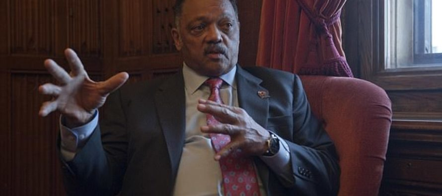 Jesse Jackson Calls On NFL Players To Escalate Their Protests