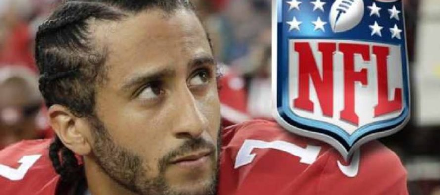 JUST IN: Whiner Colin Kaepernick Files Grievance Against NFL – Publicly Blames Trump