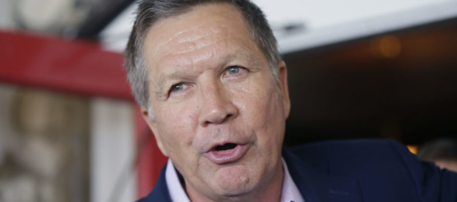 John Kasich Plotting 'Pro-Immigration, Pro-Environment' 2020 Presidential Run – Has He Gone Mad?