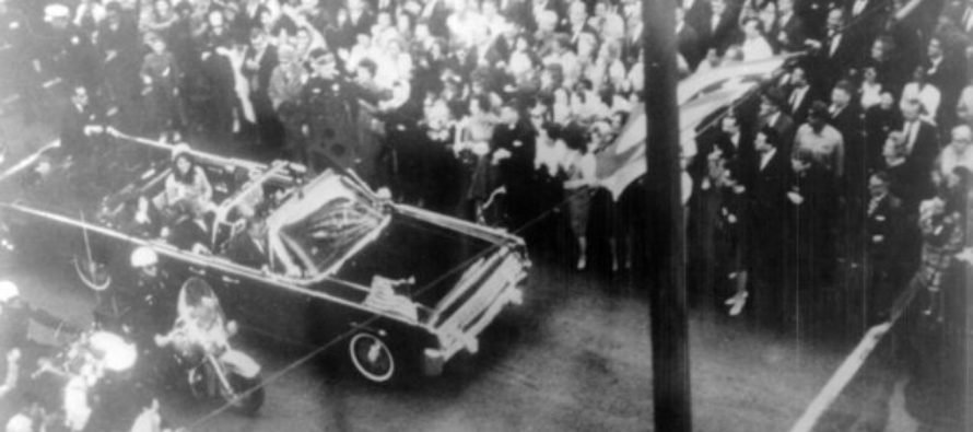 JUST IN: President Trump To Release Top Secret Kennedy Assassination Files To Public! [VIDEO]