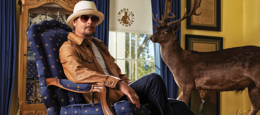 JUST IN: Kid Rock Makes Announcement On His Run For Senate – Not All Will Be Happy