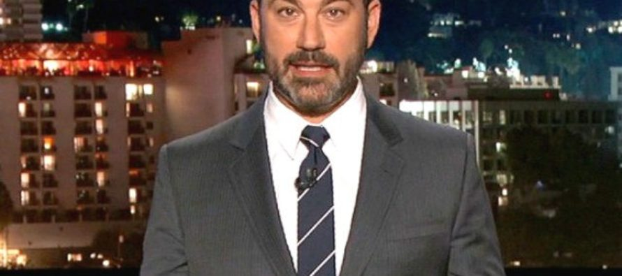 """Funny Guy"" Jimmy Kimmel Is All Politics Now – Shames Gun Advocates ON AIR! [VIDEO]"