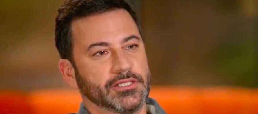 Re-surfaced Video Of Jimmy Kimmel Might Be The Real Reason He Won't Tell Weinstein Jokes [VIDEO]