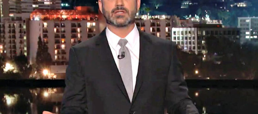 Jimmy Kimmel Speaks On Vegas Shooting: Republicans 'Should Be Praying for God's Forgiveness' [VIDEO]