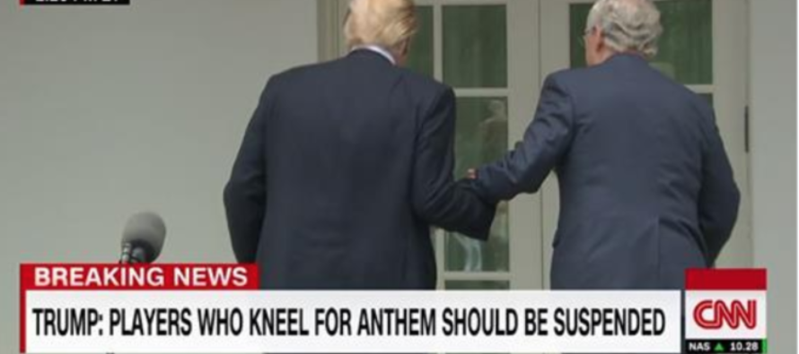 Ignorant CNN Reporter Mocks Trump for Helping McConnell… Then Finds Out He Had Polio [VIDEO]