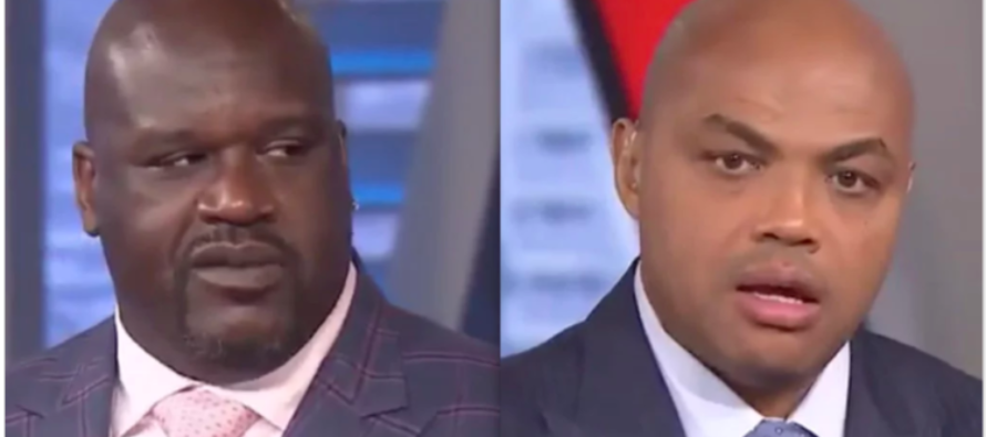 NBA Stars Shaq And Charles Barkley HIT BACK At Anthem Protesters With Brutal Reality Check [VIDEO]