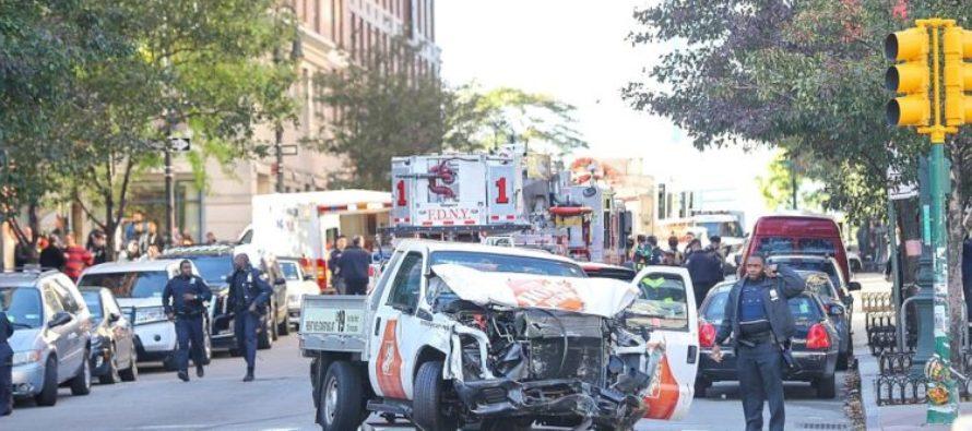 BREAKING: Terrorist Attack in New York By Man Shouting 'Allahu Akbar' [VIDEO]