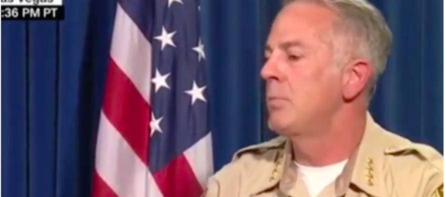 "DISTURBING Turn Of Events: County Sheriff Says We Have To Assume Las Vegas Shooter ""Had Help"" [VIDEO]"