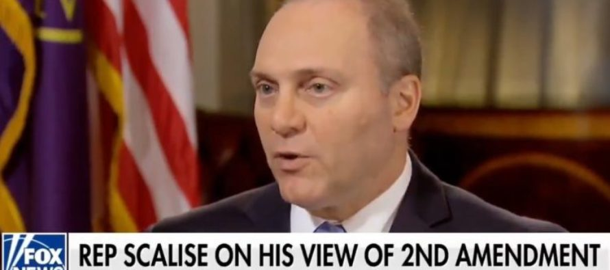 Scalise On A Mission! Vegas And My Experience Have 'Fortified' My Position On 2nd Amendment [VIDEO]