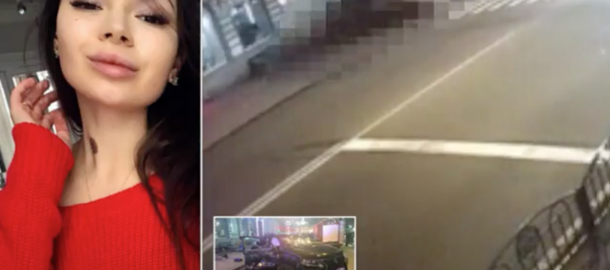 WATCH: The Horrifying Moment 20 Year-Old Heiress Crashes into Crowd of People, Killing 6 [VIDEO]
