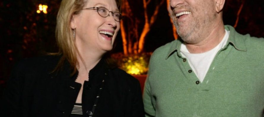 Meryl Streep Finally Speaks Out On Weinstein, Who She Called 'God', After Pressure From NYT Expose [VIDEO]