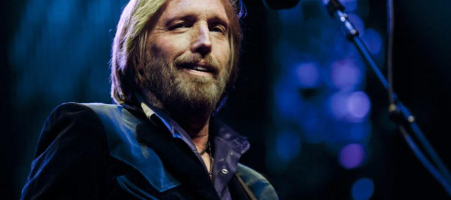 Legendary singer Tom Petty has passed away [VIDEO]