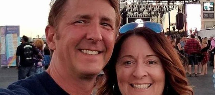 UNBREAKABLE: Man Who Lost Wife To Las Vegas Massacre Won't Allow Loss To Support Leftist Agenda
