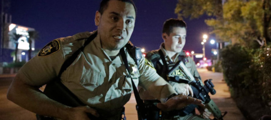 BREAKING: Vegas Strip SHUT DOWN After Mass Shooting – Dozens Dead, Hundreds More Injured [VIDEO]