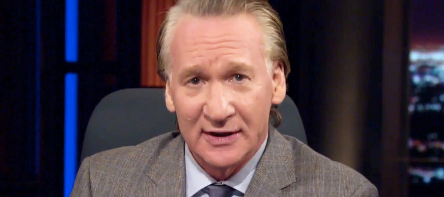Bill Maher To Dems 'STOP Regulating EVERYTHING And Making Republicans Party Of Freedom!' [VIDEO]
