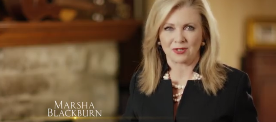Twitter blocks Republican Marsha Blackburn's pro-life Senate campaign ad [VIDEO]