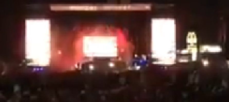 BREAKING: Released Footage From Concert Attendee As Vegas Shooter Opened Fire – WARNING: Extremely Sensitive Content