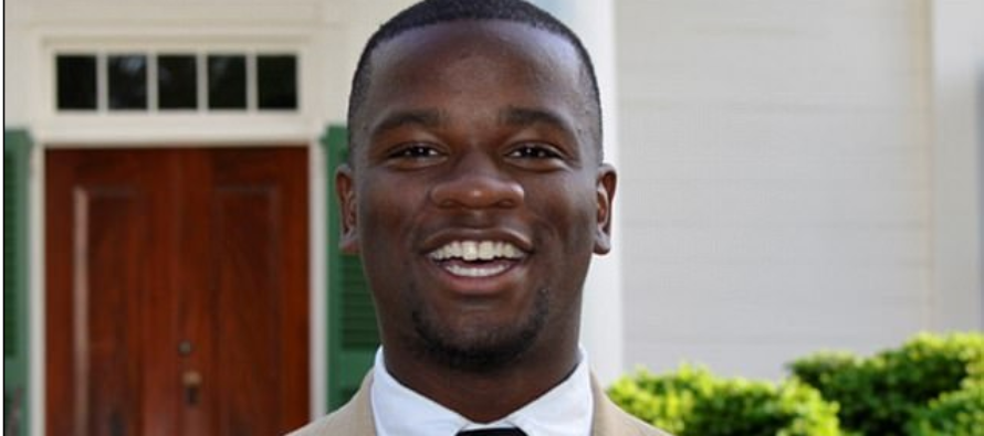 Clemson's student gov't VP is IMPEACHED by students after he disrespects flag to support NFL protest