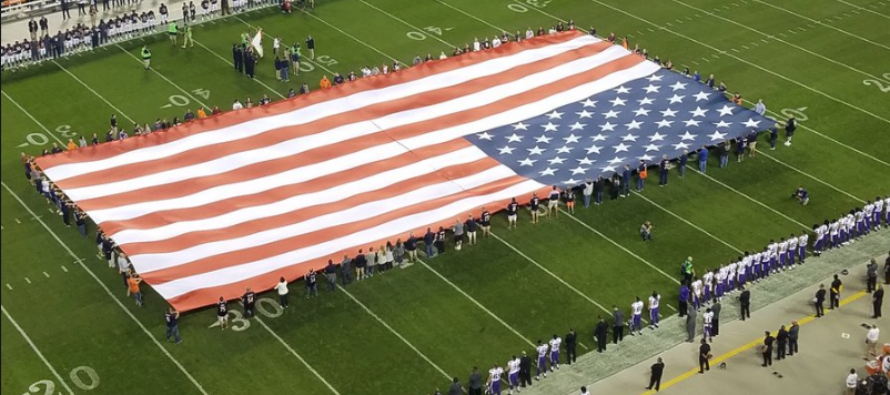 MONDAY NIGHT FOOTBALL FAIL! ESPN Cuts To Commercial During Anthem – Fans OUTRAGED!