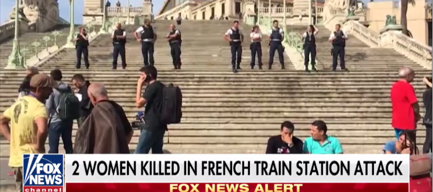 Soldiers Kill Terrorist Shouting 'Allahu Akbar' After Slashing Two Women To Death In France