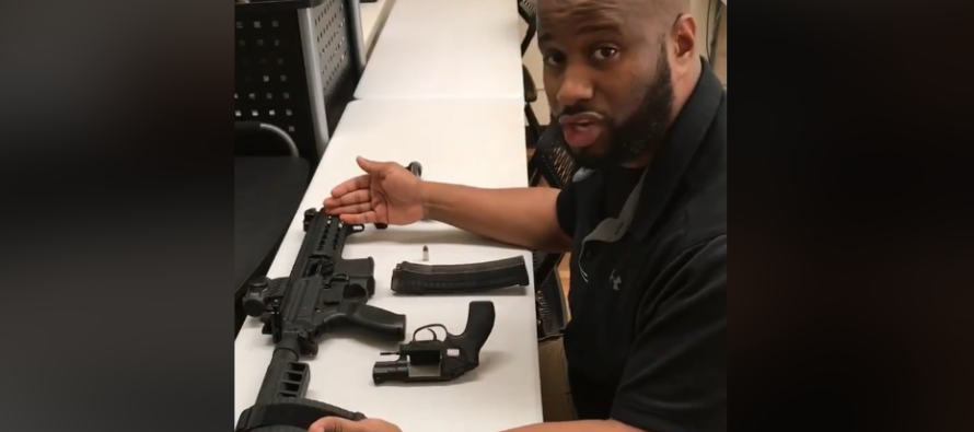 Hilariously Brilliant! Demonstration By Gun Instructor DESTROYS Left's Attempt To Blame Guns [VIDEO]