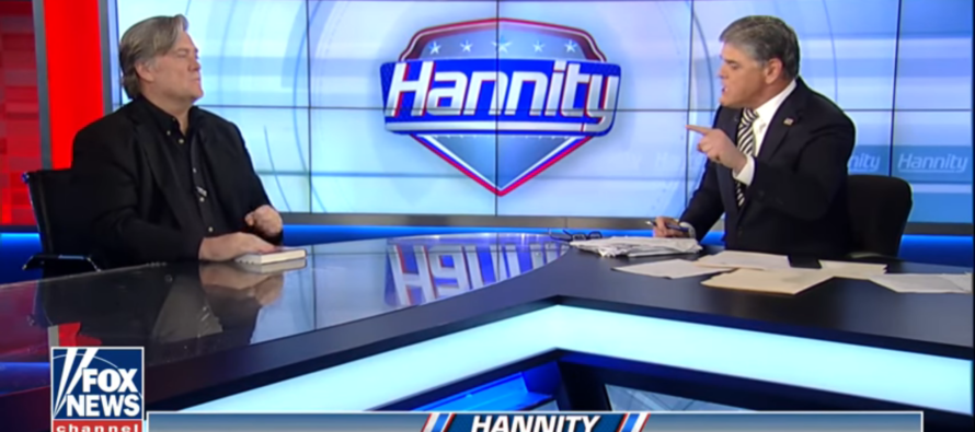 BANNON With Plans For 2018 – 'Nobody's Safe — We Are Coming After All of Them and We Are Going to Win' [VIDEO]