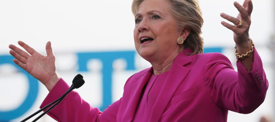 Hillary Clinton Makes Shocking Announcement That Nobody Was Expecting