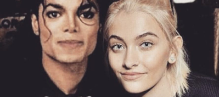 Michael Jackson's Daughter Shares Topless Photo On Instagram That Is Getting LOTS Of Attention