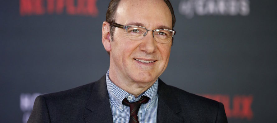 "Uh-Oh: Celeb Kevin Spacey accused of assaulting TV news anchor's relative – more 'stories"" to come"