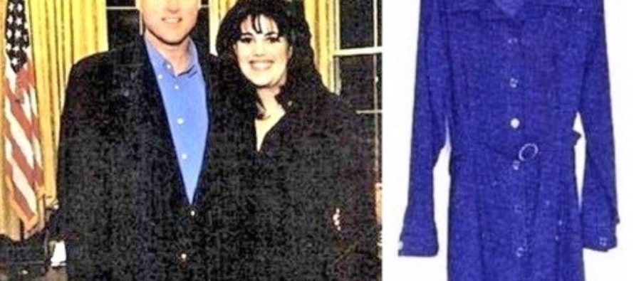After Weinstein Scandal SHAKES Hollywood, Monica Lewinsky Sends Out Message Clintons Will DREAD!