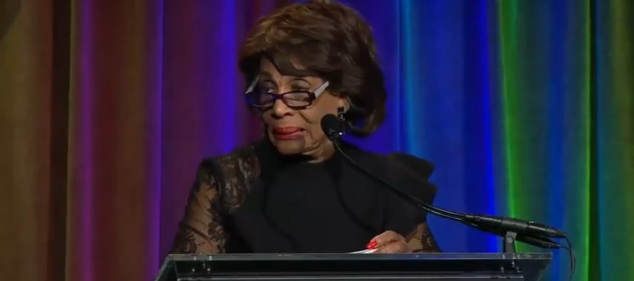Maxine Waters Gets NASTY: 'I'll Go Take Trump OUT Tonight!' [VIDEO]