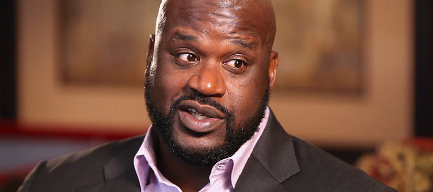 Shaquille O'Neal Risks Everything To EVISCERATE NFL Kneelers [VIDEO]