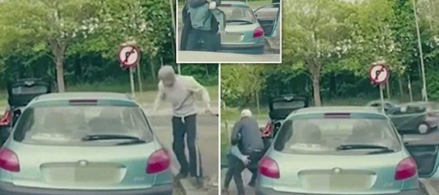 Two Thugs Attack MMA Fighter During Road Rage Incident – Regret It REAL Fast! [VIDEO]