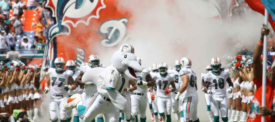 The Dolphins Cave: Players Are No Longer Allowed to Protest the Anthem