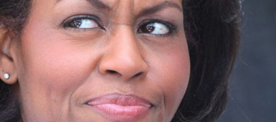 Michelle Obama Tells Men They're Entitled And Self-Righteous Because Of Women