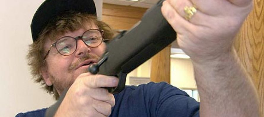 "IDIOCY: Michael Moore Says 2nd Amendment Is ""ANCIENT"" – Calls For Repeal And Replacement"
