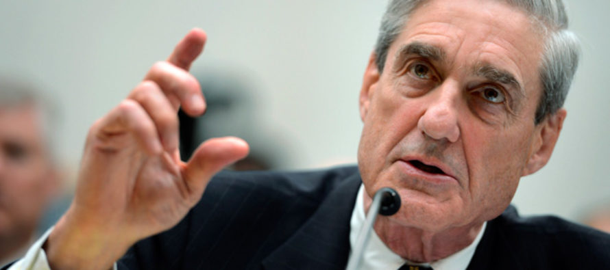 JUST IN: Mueller Files Charges in Russia Probe